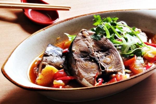 Món bún cá ngừ um giản dị mà ngon đậm đà