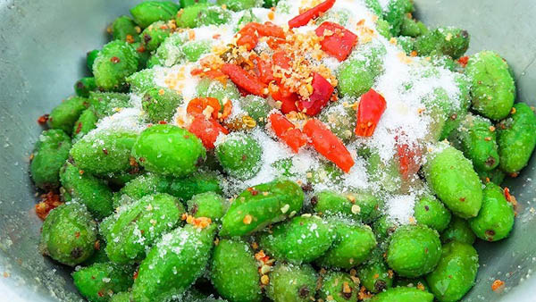 Cà na đập - Đặc sản An Giang, món ăn phổ biến có nhiều công dụng