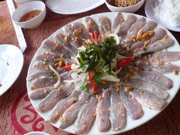 Thịt cá nạc, ít mỡ