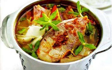 Cá tầm nấu măng: Hương vị ăn một lần sẽ nhớ mãi