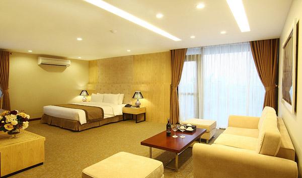 Phòng Mini Suite/Junior Suite
