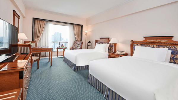 các loại phòng khách sạn - Executive Floor/Floored Room