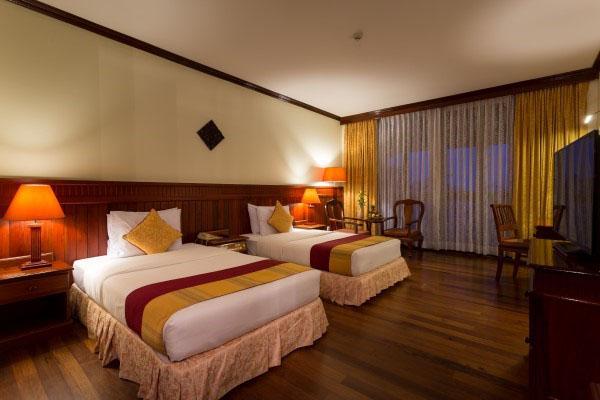 các loại phòng trong resort
