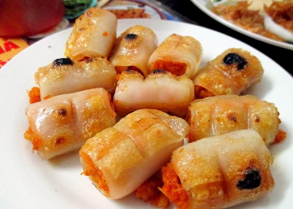 Chả tôm Thanh Hóa - món ăn vô cùng hấp dẫn