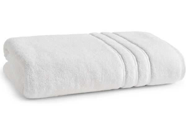 Khăn màu trắng trở thành luật bất thành văn trong các khách sạn