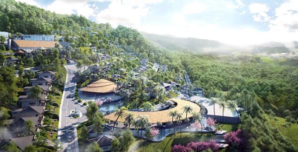 Khu nghỉ dưỡng luôn được đặt tại vị trí đẹp nhất của resort