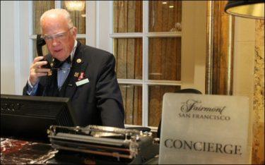 Concierge là gì? Công việc của concierge trong khách sạn là gì?