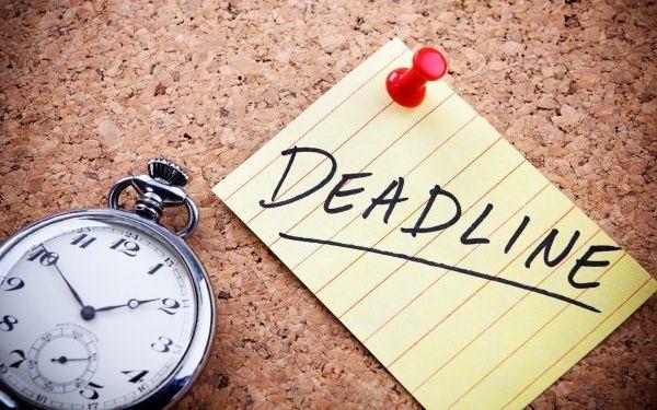 """Deadline là gì? Cần làm gì để tránh để """"deadline dí""""?"""