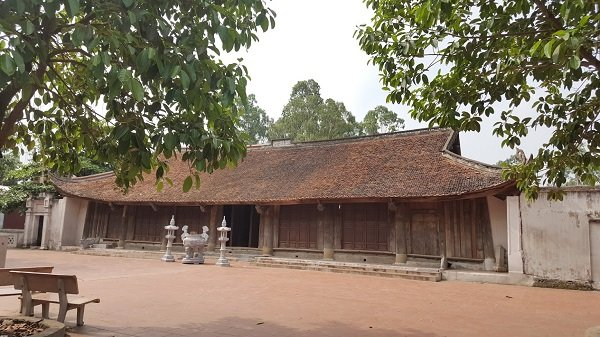 Nhắc về lịch sử Đình Thổ Hà nơi thờ vị Thành hoàng làng là Thái Thượng Lão Quân