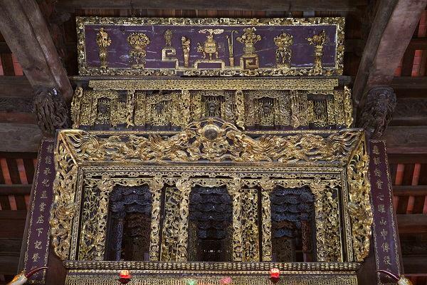 Với nghệ thuật kiến trúc mang đậm phong cách kiến trúc thế kỷ XVI