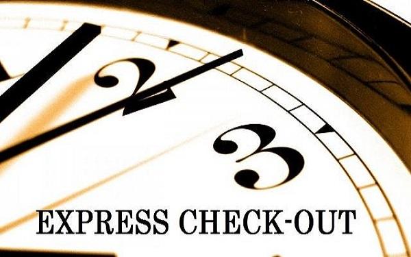"""Express check-out là gì? Quy trình check-out """"thần tốc"""" lễ tân cần biết"""