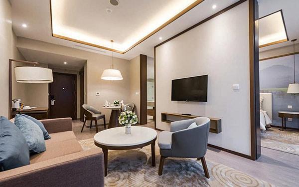 Hạng phòng Executive Suite tại khách sạn FLC Grand Hotel Sầm Sơn