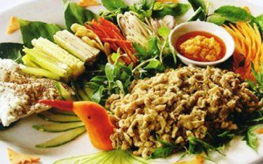 Gỏi cá nhệch: Đặc sản khoái khẩu hút khách du lịch đến Ninh Bình