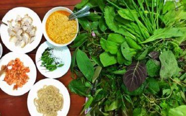 Đến Kon Tum ăn gỏi lá, thưởng thức đủ hương vị núi rừng