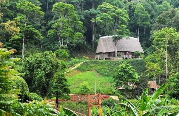 Khu du lịch sinh thái Măng Đen được coi là Đà Lạt của Kon Tum