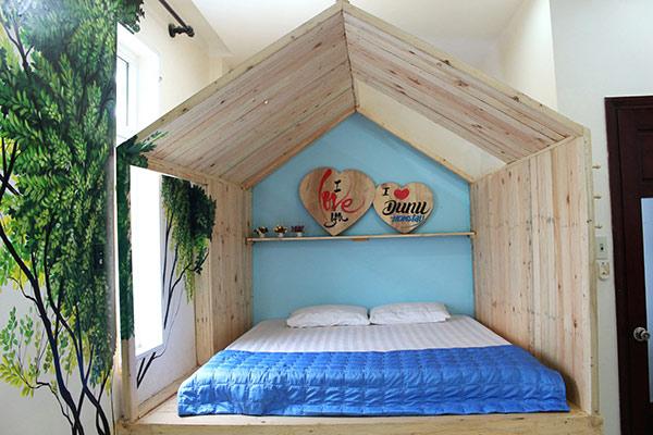 Phòng ngủ này có đủ làm bạn mãn nhãn