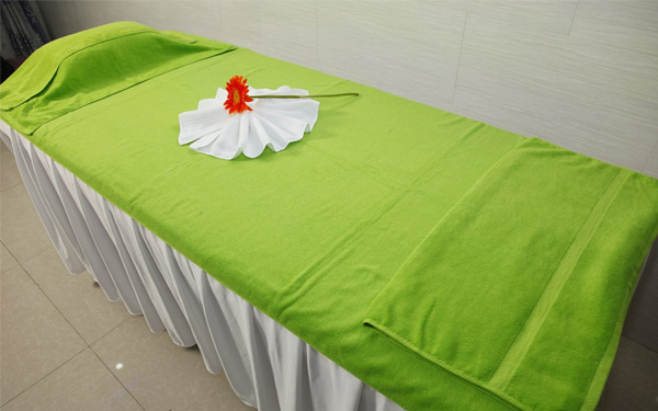 Khám phá kích thước khăn spa đúng tiêu chuẩn 5 sao