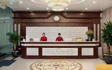 Khám phá tiêu chuẩn kích thước quầy lễ tân khách sạn