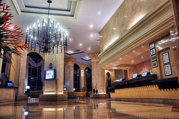 Những kiểu kiến trúc khách sạn làm mê đắm lòng người