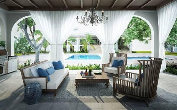 6 đặc trưng về kiến trúc resort không thể bỏ qua