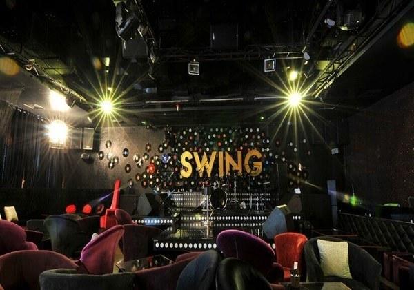 Swing lounge nổi tiếng ở nước ta