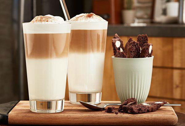 Latte macchiato là biến thể macchiato được người việt yêu thích hơn cả