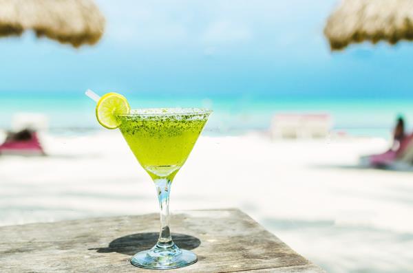 Cocktail Margarita Cổ Điển