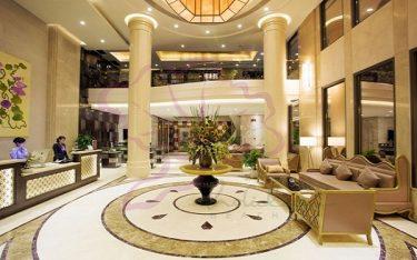 Mặt tiền khách sạn và cách sắp xếp nội thất phù hợp, khoa học