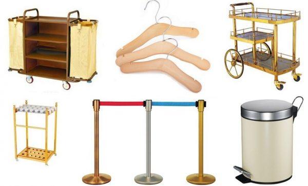 Các vật dụng cần thiết của tiền sảnh khác sạn 3 sao