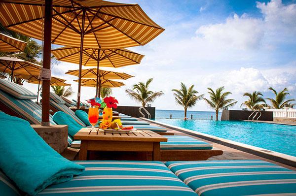 Khách sạn phải là địa điểm đẹp, cung cấp nhiều dịch vụ tiện ích