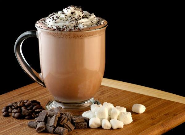 Mocha là sự hoà quyện hoàn hảo giữa cà phê, sữa và chocolate