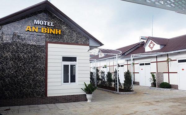 Tại motel sẽ không có các spa, phòng họp, phòng ở xịn sò cho bạn
