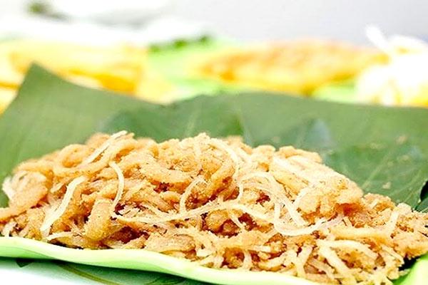 Món ngon dễ ăn nên mua về làm quà khi đến Nam Định