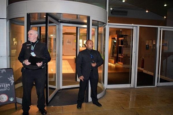 Tuần tra, kiểm soát trong khách sạn