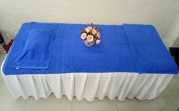 Huấn Phương là đơn vị cung cấp khăn trải giường spa được nhiều người biết đến