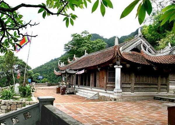 Chùa Hoa Yên địa điểm hấp dẫn khi đến núi Yên tử