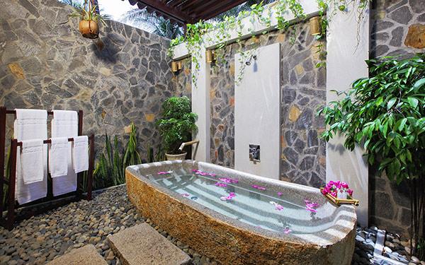 Phòng tắm đẹp ấn tượng