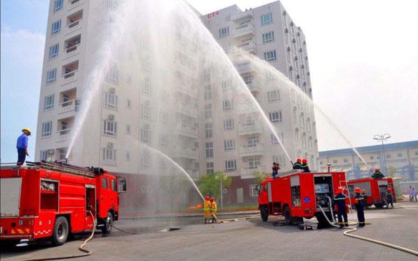 Các quy định về phòng cháy nhà nghỉ mà chủ đầu tư cần nắm