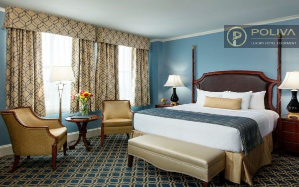 Phòng Deluxe là gì? Tiêu chí nhận dạng phòng Deluxe (DLX) khách sạn