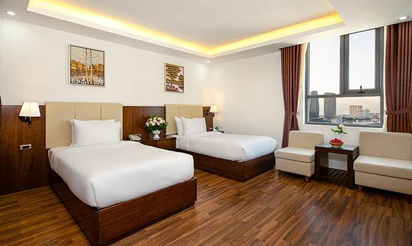 Phòng Deluxe Twin tại 1 khách sạn ở Đà Nẵng