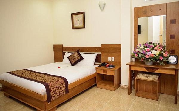 Kết cấu phòng đơn khách sạn 3 sao