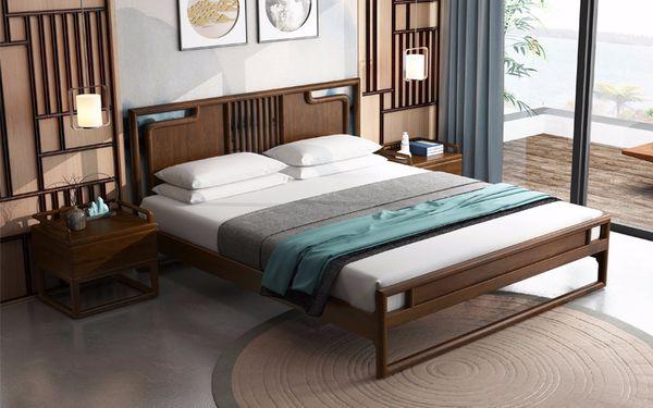 Phong cách thiết kế phòng ngủ hiện đại đặc trưng của Nhật Bản