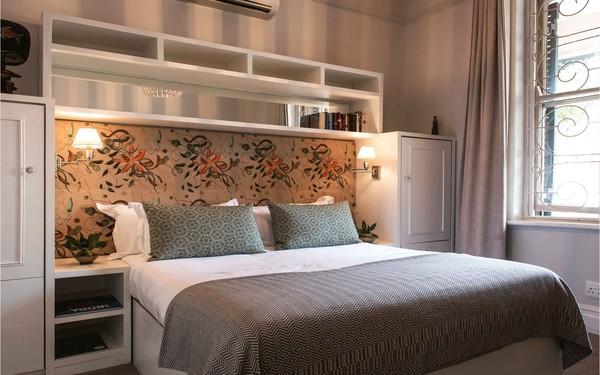 Cách bố trí nội thất khoa học giúp tiết kiệm không gian phòng ngủ