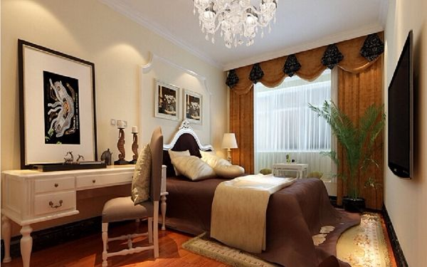 Không gian phòng ngủ tiên nghi với cách bố trí nội thất hợp lý