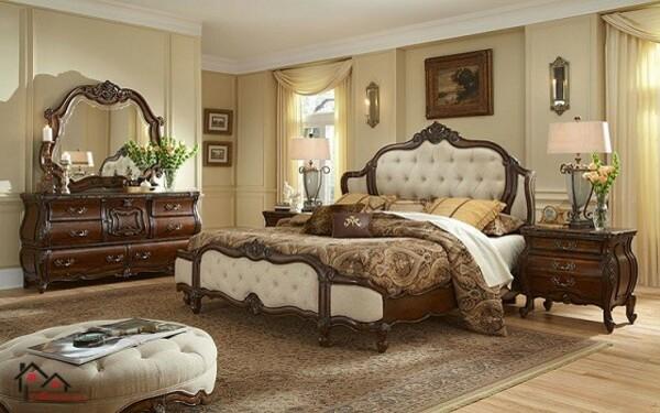 Chất liệu gỗ cao cấp trong cách thiết kế nội thất đẹp mắt