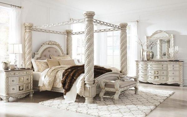 Phòng ngủ tân cổ điển với cách thiết kế độc đáo sang chảnh