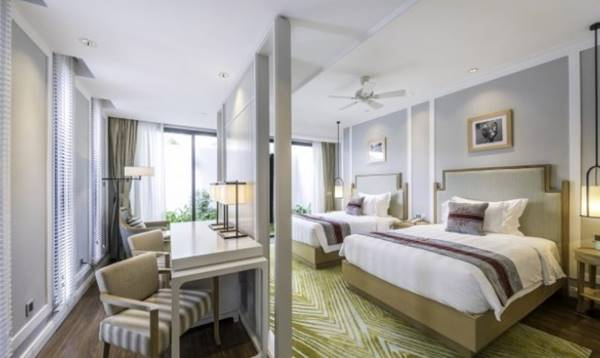 phòng ngủ resort đẹp nhất
