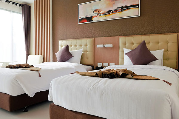 Double bed room (DBL)