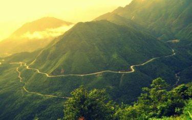 Chinh phục Pu Si Lung đầy ma mị, huyền bí giữa đất trời Tây Bắc
