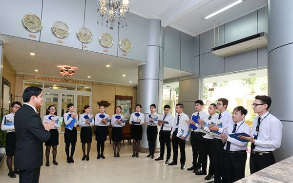 Trọn bộ kỹ năng và kinh nghiệm khi quản lý khách sạn 3 sao